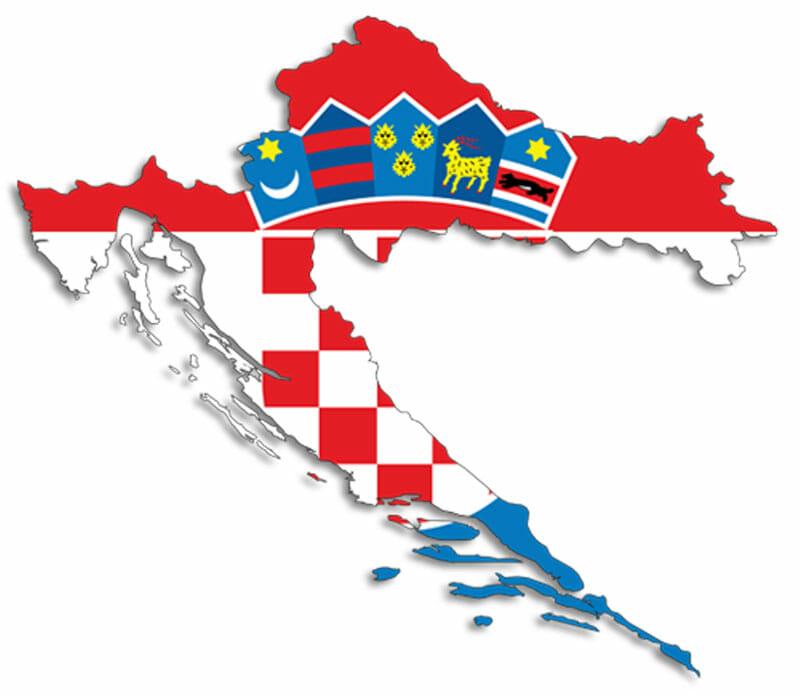 Lijepa naša Hrvatska!