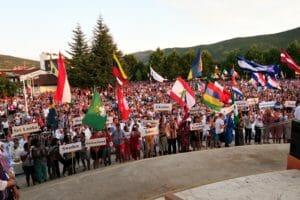 U Marijinu zagrljaju – Mladifest 2017.