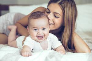 Moje tromjesečno dijete dovelo me bliže Bogu